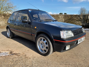 Picture of 1991 Peugeot 205 GTi 1.9 with aircon - Jap/NZ import For Sale
