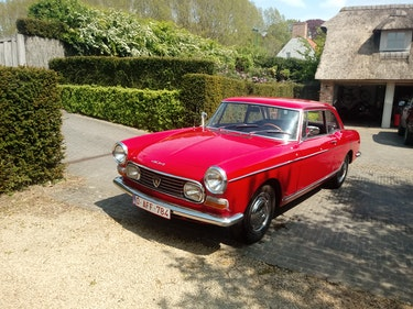 Picture of 1966 Peugeot 404 coupe For Sale