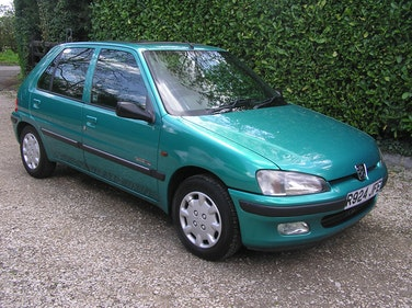 Picture of 1997 Peugeot 106 1.1 XL Independence Limited Edition 5dr For Sale