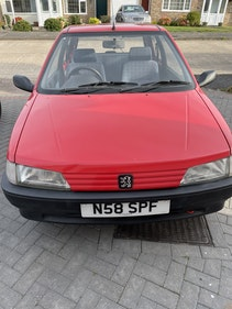 Picture of 1995 peugeot 106 XN 3 door 1 Owner from new 118K Red For Sale
