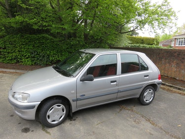 Picture of 2000 Peugeot 106 Classic 90s car with less than 13k miles For Sale