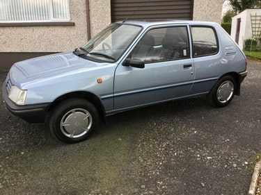 Picture of 1990 Peugeot 205 look For Sale