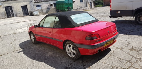 Picture of 1996 Peugeot 306 Covertable For Sale