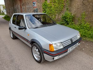 1989 Peugeot 205 1.9 GTi For Sale (picture 2 of 9)
