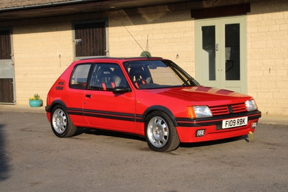 Picture of 1989 PEUGEOT 205 GTI 2.0 16V For Sale