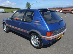 1989 205 1.9 GTI Limited Edition For Sale (picture 3 of 12)