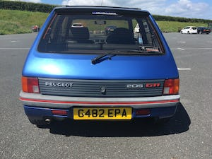 1989 205 1.9 GTI Limited Edition For Sale (picture 4 of 12)