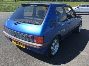 1989 205 1.9 GTI Limited Edition For Sale (picture 5 of 12)