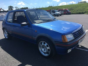 1989 205 1.9 GTI Limited Edition For Sale (picture 6 of 12)