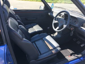 1989 205 1.9 GTI Limited Edition For Sale (picture 7 of 12)