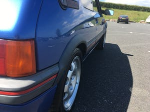 1989 205 1.9 GTI Limited Edition For Sale (picture 10 of 12)