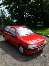 Picture of 1995 Peugeot 106 INCA Series 1 For Sale