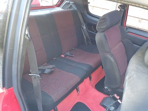 1991 Peugeot 205 gti 1.6 red For Sale (picture 2 of 12)