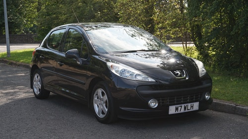 Picture of 2009 Peugeot 207 1.4 HDI VERVE 70BHP 5DR £30 TAX + 82K For Sale
