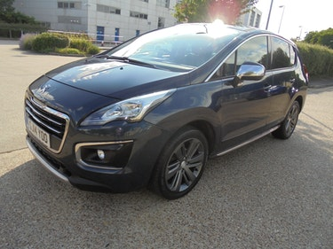 Picture of 2014 Peugeot 3008 1.6 Diesel HDi FAP Allure 5dr Manual For Sale