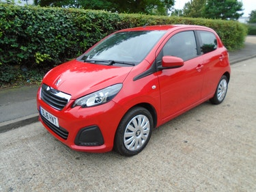 Picture of 2016 Peugeot 108 1.0 Petrol Active 5dr Manual For Sale