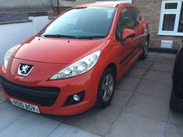 Picture of Peugeot 207, 1.4, 2010 For Sale