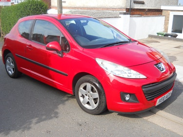 Picture of 2010 Peugeot 207,  1.4 For Sale
