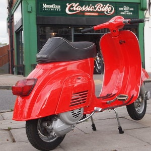 Picture of 1970 Very Rare 50 Pedali, Fully Restored, Starts And Rides Well. For Sale
