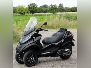 2013 Piaggio MP3 Sport Touring LT500, MOTed, ready to ride For Sale (picture 4 of 7)