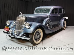 1934 Pierce-Arrow 12-40 A 12 '34 For Sale (picture 1 of 12)