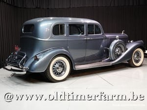 1934 Pierce-Arrow 12-40 A 12 '34 For Sale (picture 2 of 12)