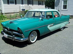 1956 Plymouth Belvedere (Worcester, MA) $19,995 obo For Sale (picture 1 of 6)