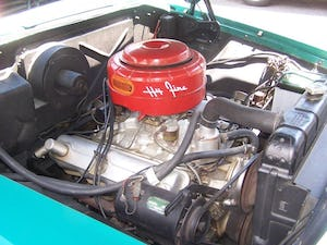 1956 Plymouth Belvedere (Worcester, MA) $19,995 obo For Sale (picture 3 of 6)
