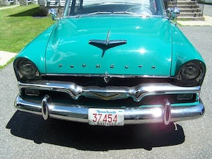 1956 Plymouth Belvedere (Worcester, MA) $19,995 obo For Sale (picture 6 of 6)