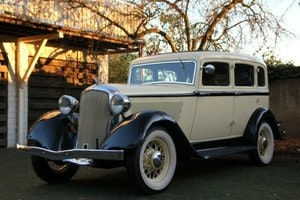Picture of Plymouth PD Sedan, 4 doors, 6 cylinder, 1933 SOLD