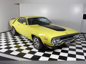 1971 71' Plymouth Roadrunner restored airgrabber matching ! For Sale (picture 1 of 12)
