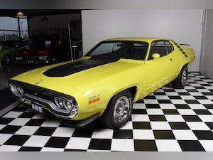 1971 71' Plymouth Roadrunner restored airgrabber matching ! For Sale (picture 4 of 12)