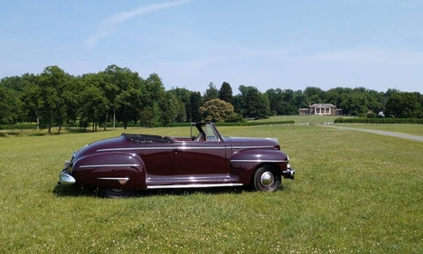 Picture of 1942 Plymouth Special Deluxe P14C Convertible For Sale