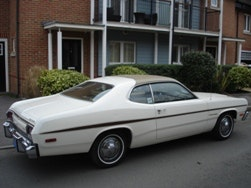 Picture of 1974 Plymouth Gold Duster For Sale