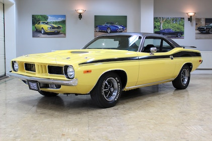 Picture of 1973 Plymouth Cuda 340 V8 Auto - Restored BS Code For Sale