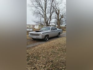 1974 Stunning pro touring Plymouth Duster For Sale (picture 1 of 8)