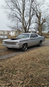 Picture of 1974 Stunning pro touring Plymouth Duster For Sale