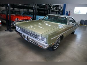 1969 Plymouth Fury III 383 V8 2 Dr Hardtop For Sale (picture 1 of 12)