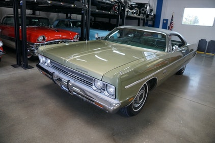 Picture of 1969 Plymouth Fury III 383 V8 2 Dr Hardtop For Sale
