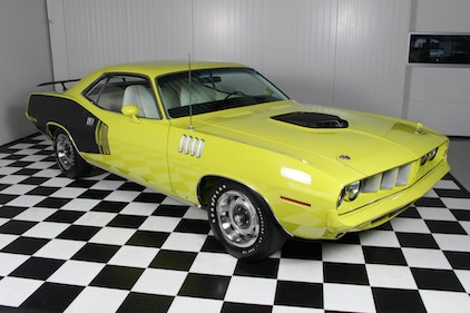 Picture of 1971 Plymouth Cuda 440-6 pack, rotisserie restored ! For Sale