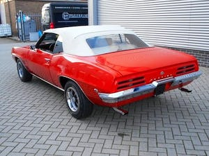 1969 PONTIAC FIREBIRD V8 CONVERTIBLE For Sale (picture 3 of 12)