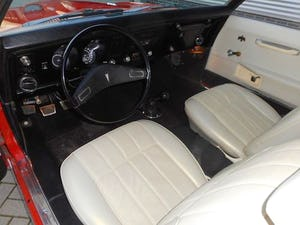 1969 PONTIAC FIREBIRD V8 CONVERTIBLE For Sale (picture 8 of 12)