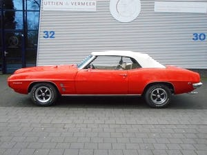 1969 PONTIAC FIREBIRD V8 CONVERTIBLE For Sale (picture 5 of 12)
