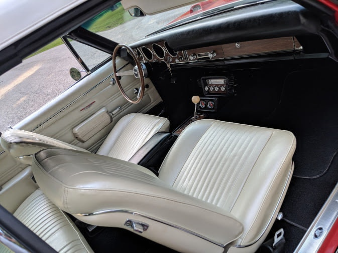 1968 Pontiac Ram Air 1 GTO Convertible (Streator, IL) For Sale (picture 5 of 6)
