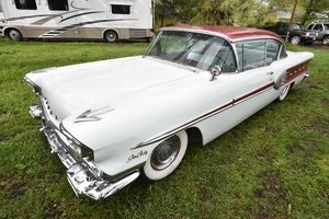 Picture of 1958 Pontiac Star Chief Coupe SOLD by Auction