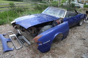 Picture of 1967 Pontiac Firebird Convertible SOLD by Auction