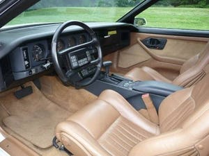 1989 20th Anniversary Indianapolis Speedway Trans Am For Sale (picture 4 of 5)