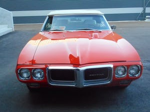1969 PONTIAC FIREBIRD V8 CONVERTIBLE For Sale (picture 2 of 12)