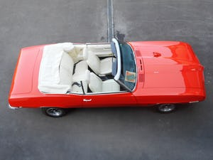 1969 PONTIAC FIREBIRD V8 CONVERTIBLE For Sale (picture 6 of 12)