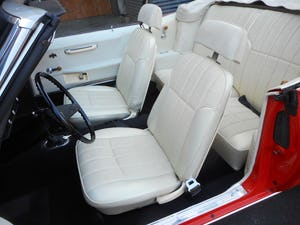 1969 PONTIAC FIREBIRD V8 CONVERTIBLE For Sale (picture 7 of 12)